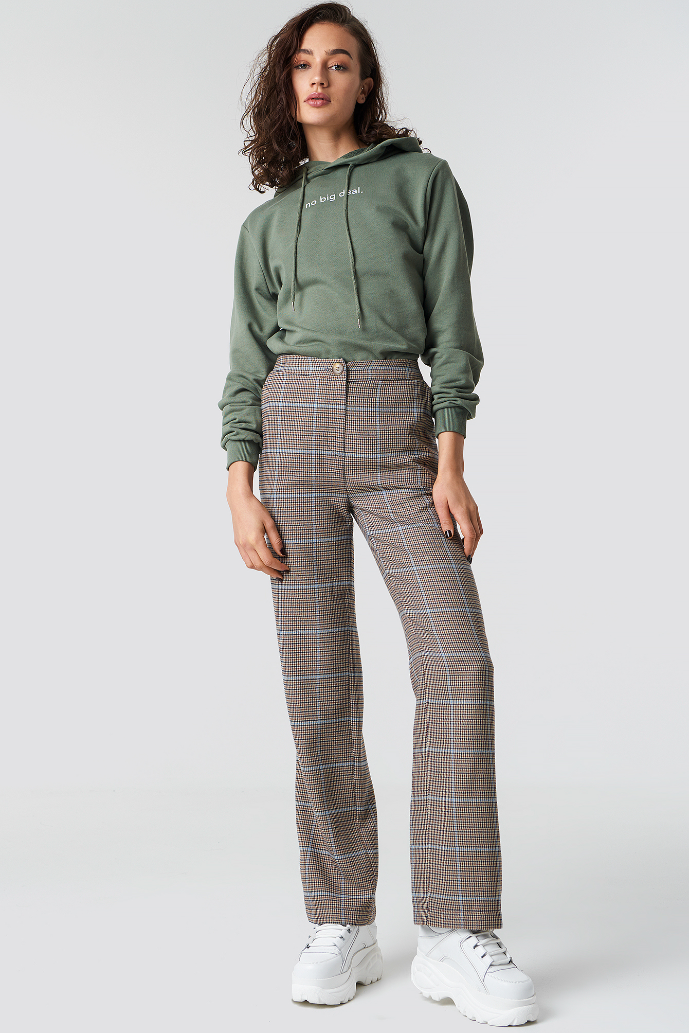 Checked Suit Pants NA-KDLOUNGE.DE
