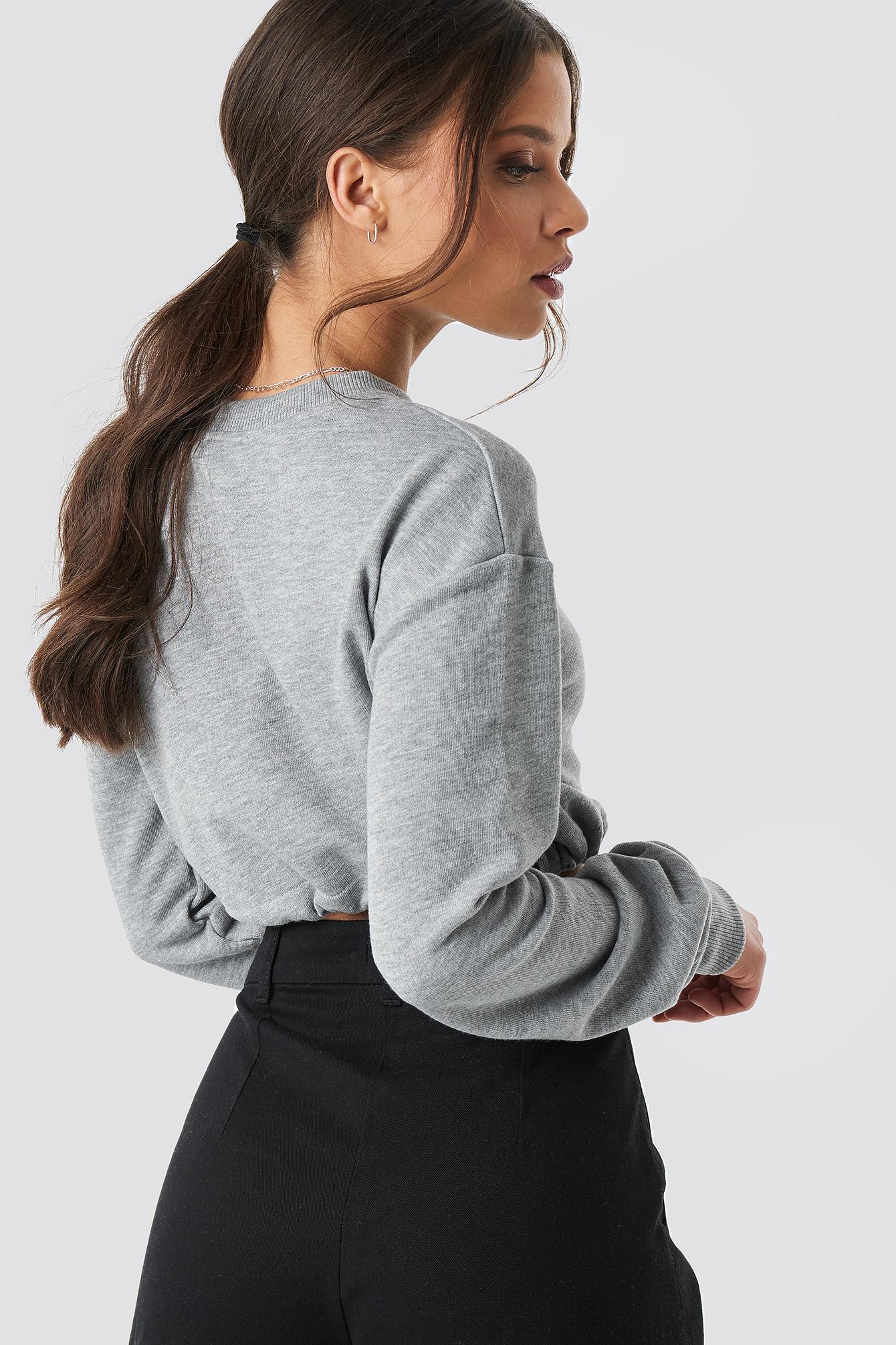 Drawstring Sweatshirt NA-KDLOUNGE.DE