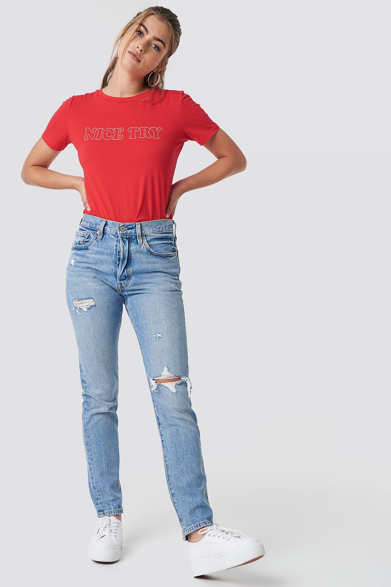 501 Skinny Jeans NA-KDLOUNGE.DE