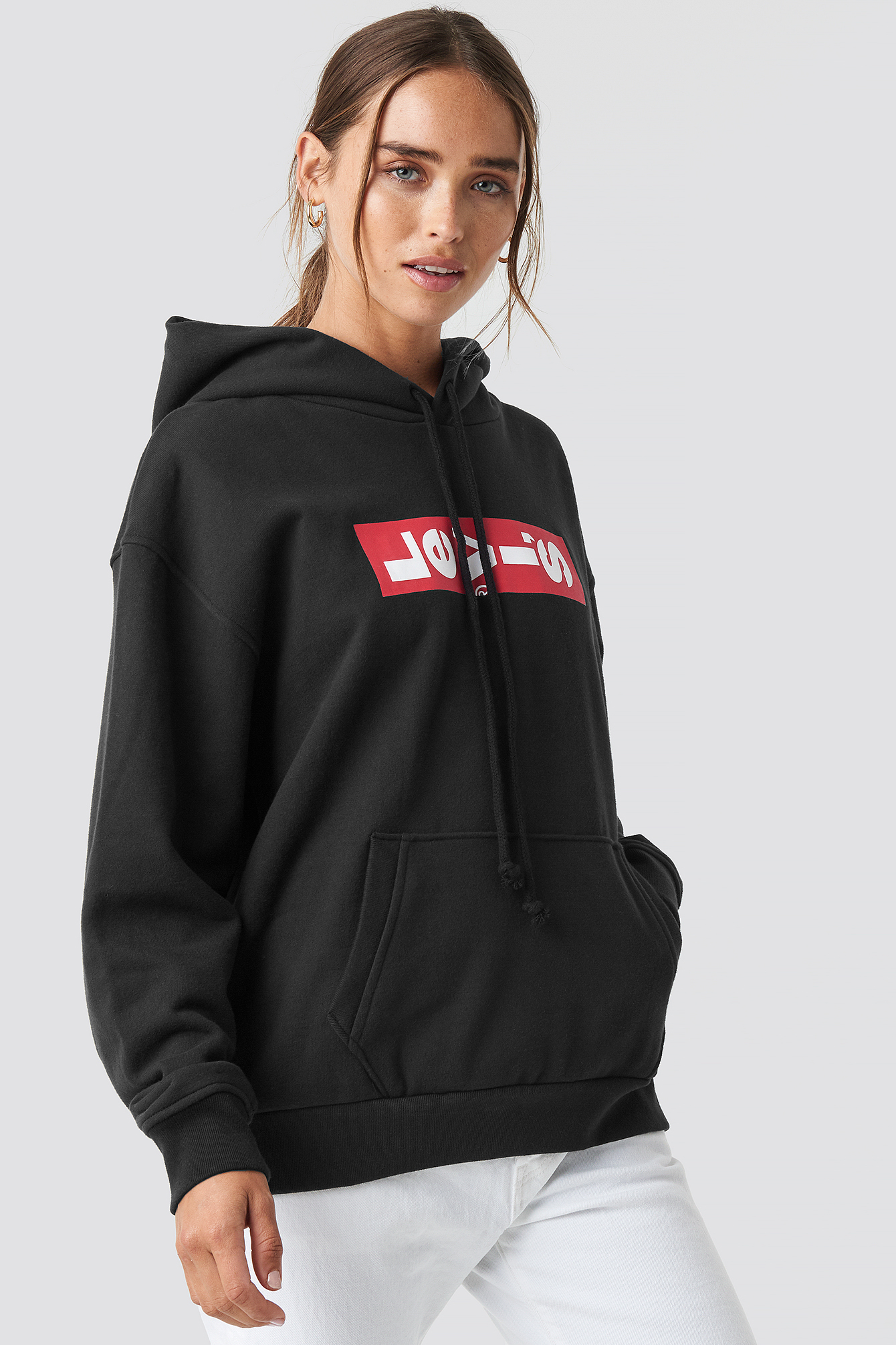 Graphic Unbasic Hoodie NA-KDLOUNGE.DE