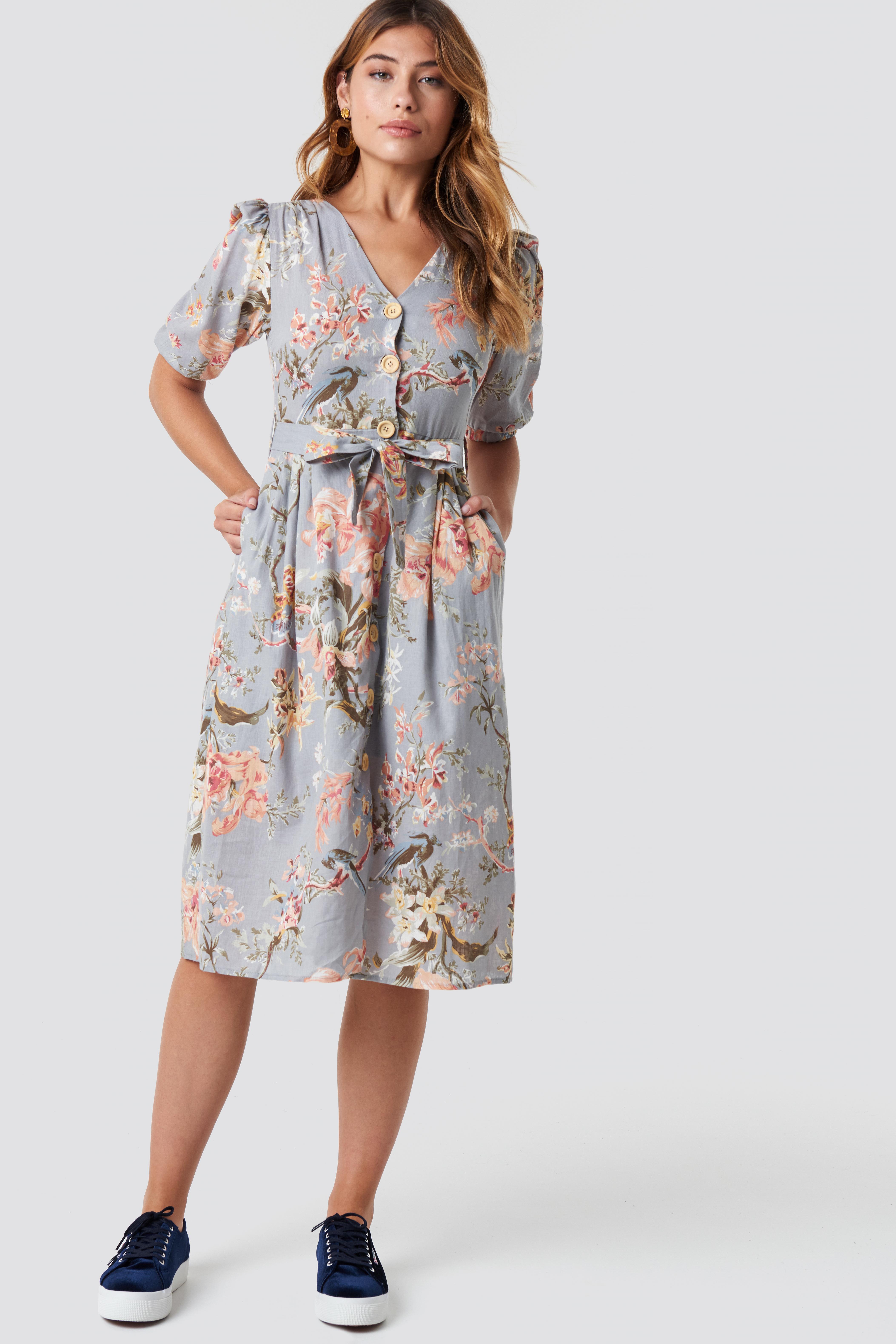 Goldy Dress NA-KDLOUNGE.DE