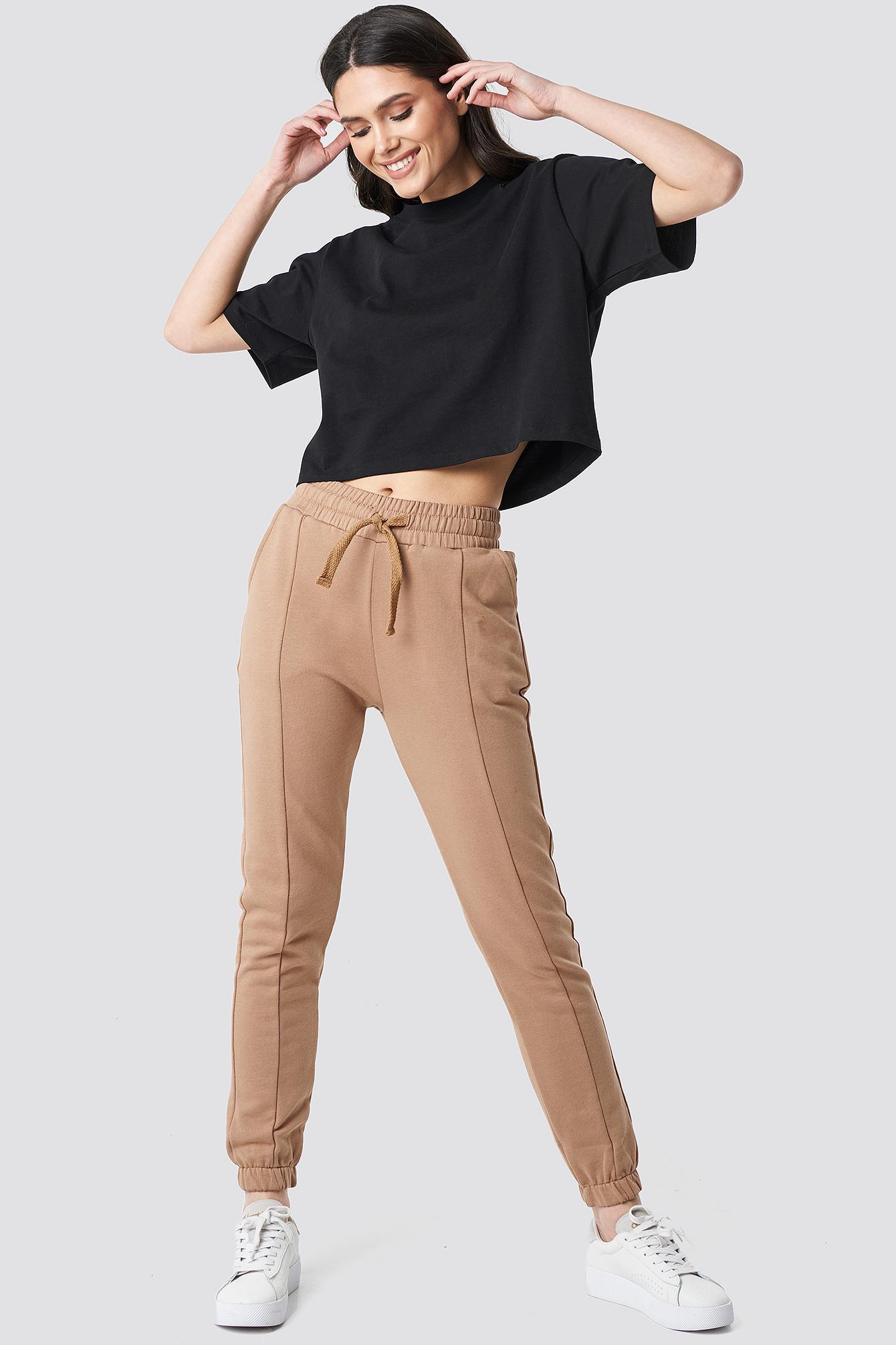 Basic Panel Sweatpants NA-KDLOUNGE.DE
