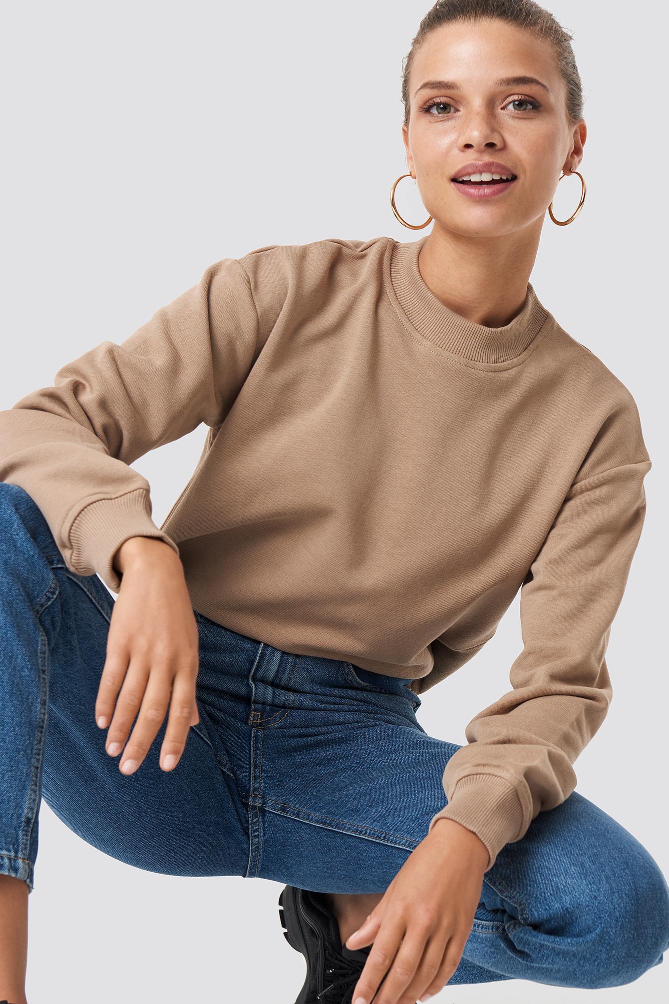 Basic Sweater NA-KDLOUNGE.DE