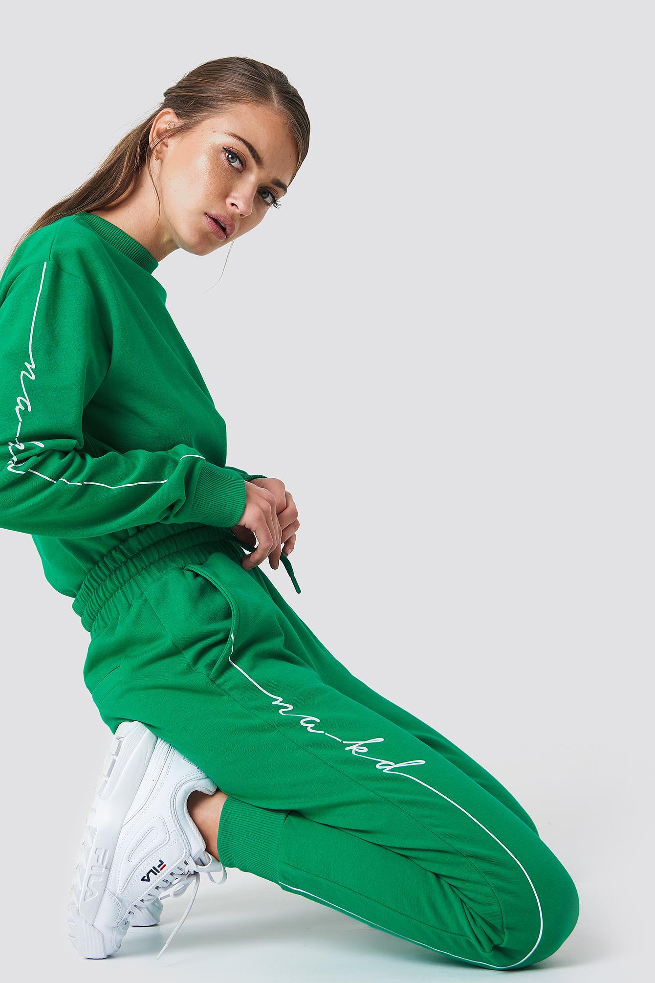 Branded Sweatpants NA-KDLOUNGE.DE