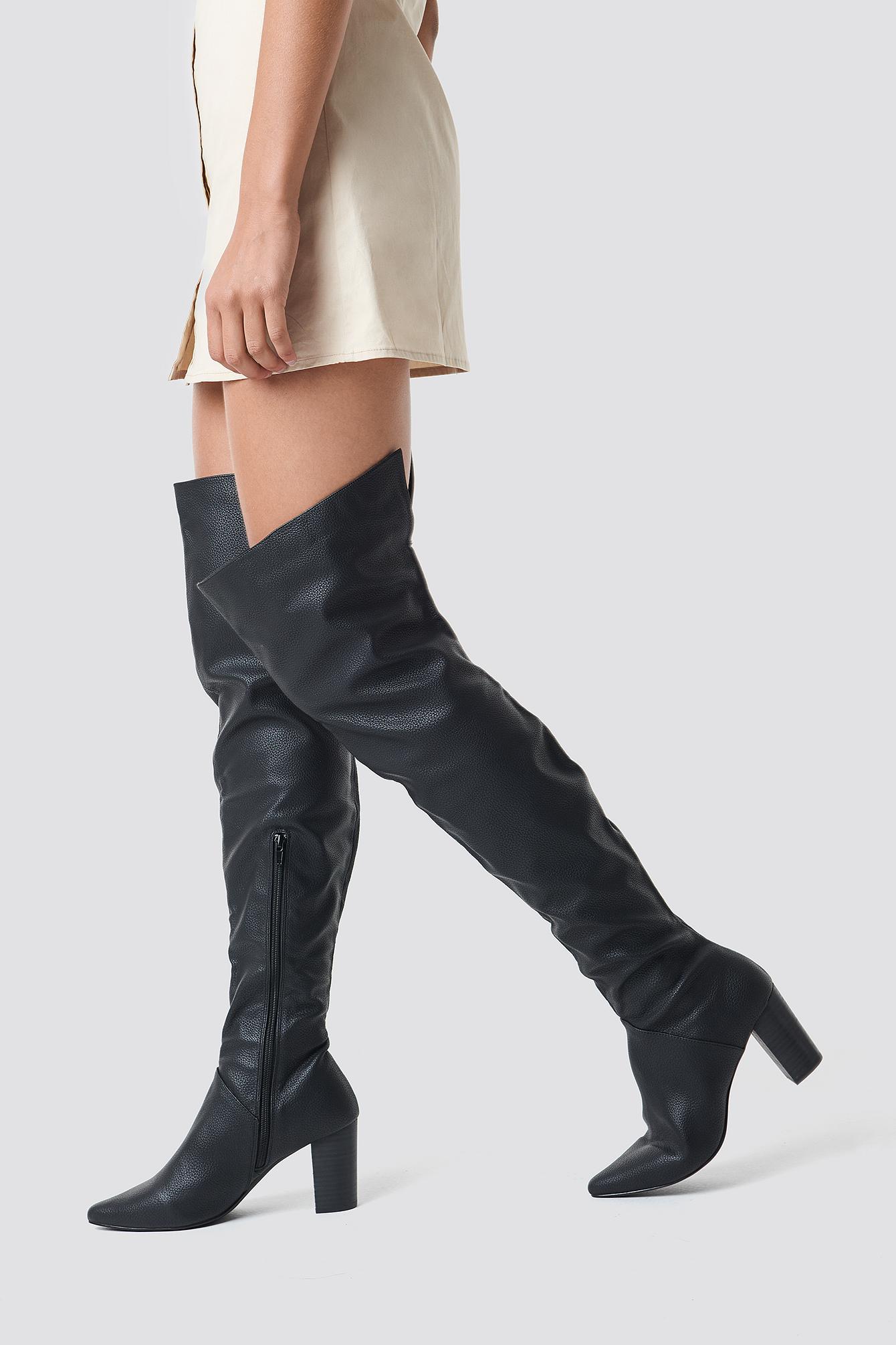 Classic Overknee Boots NA-KDLOUNGE.DE