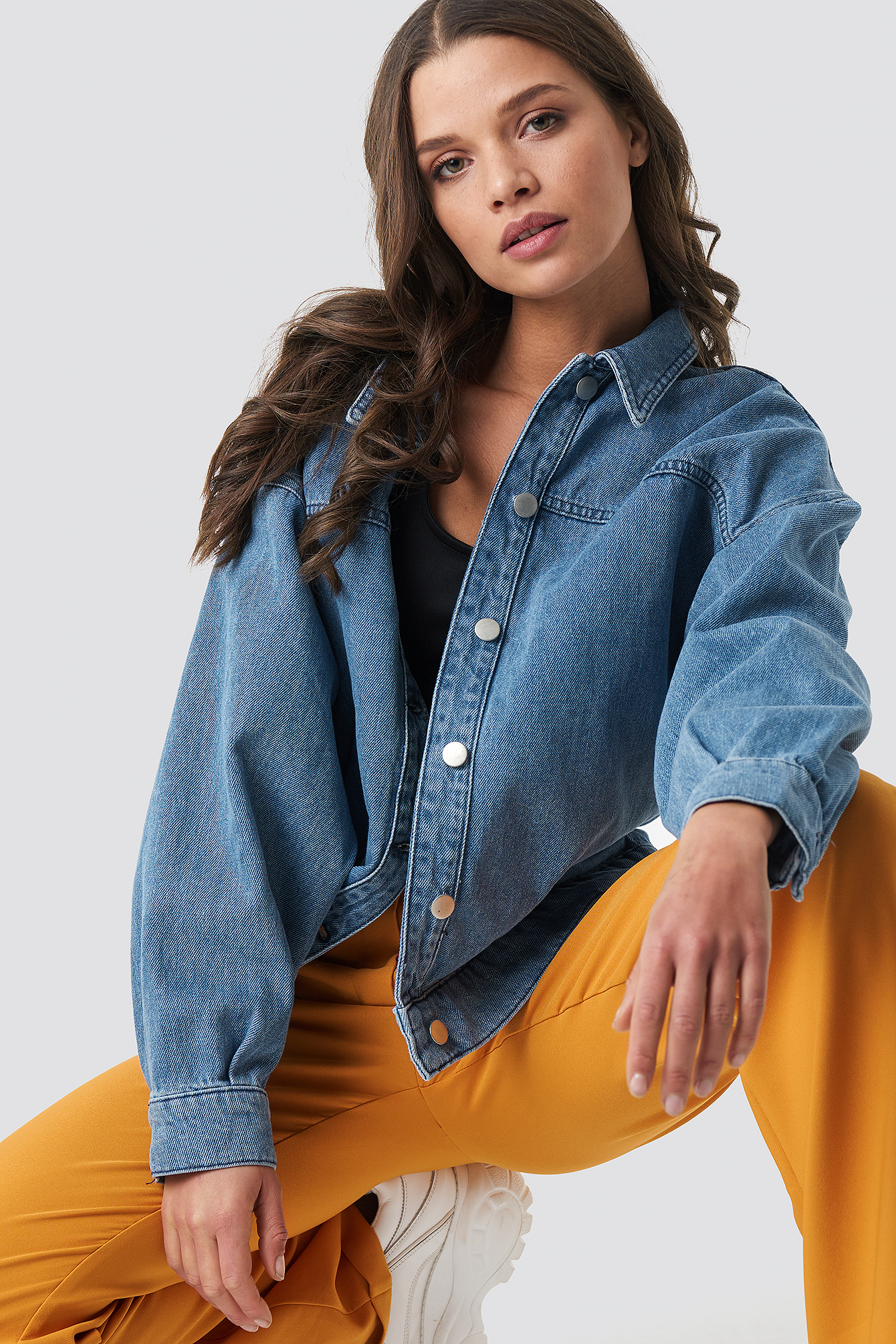 Denim Jacket NA-KDLOUNGE.DE