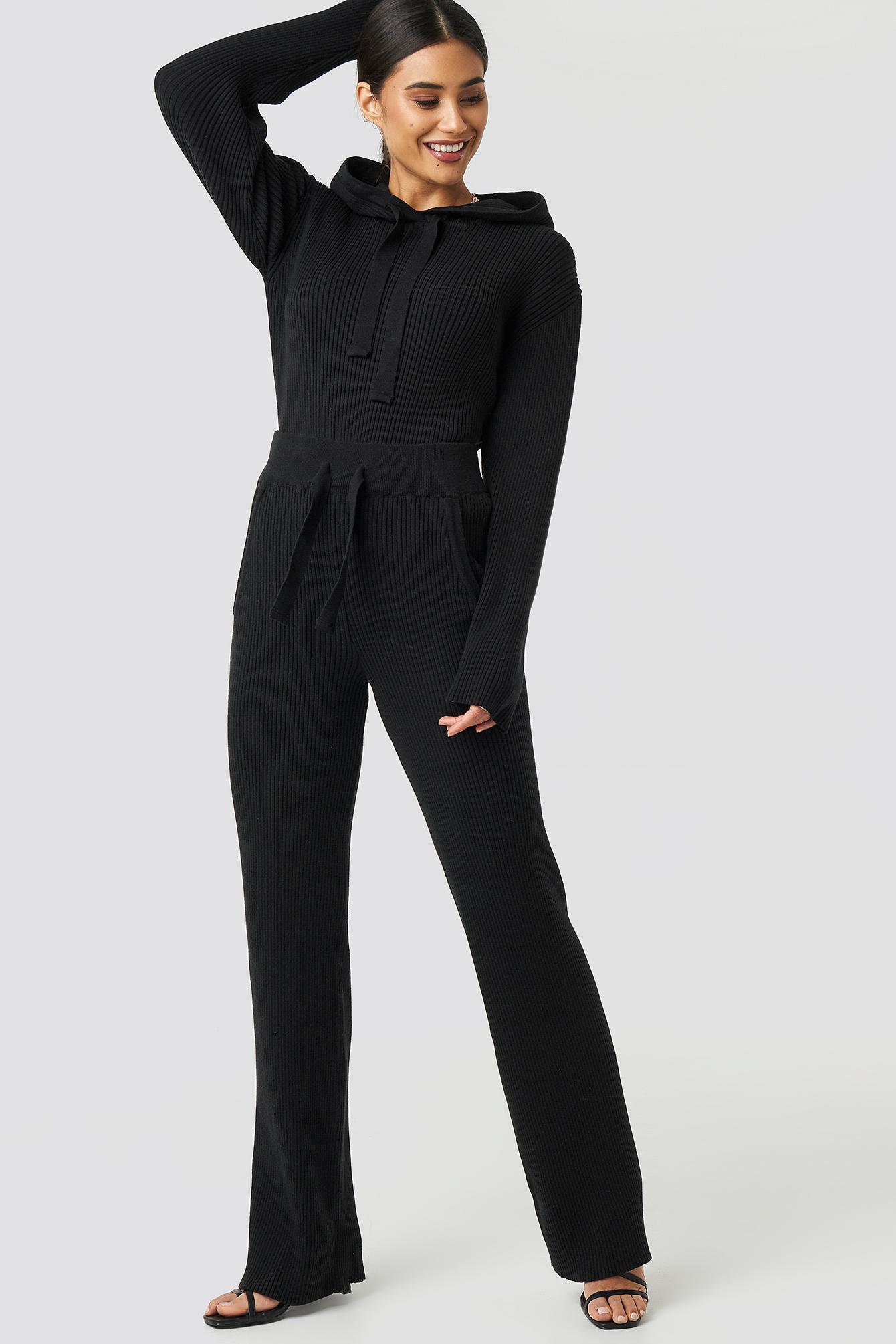 Greg Rib Knitted Pants NA-KDLOUNGE.DE