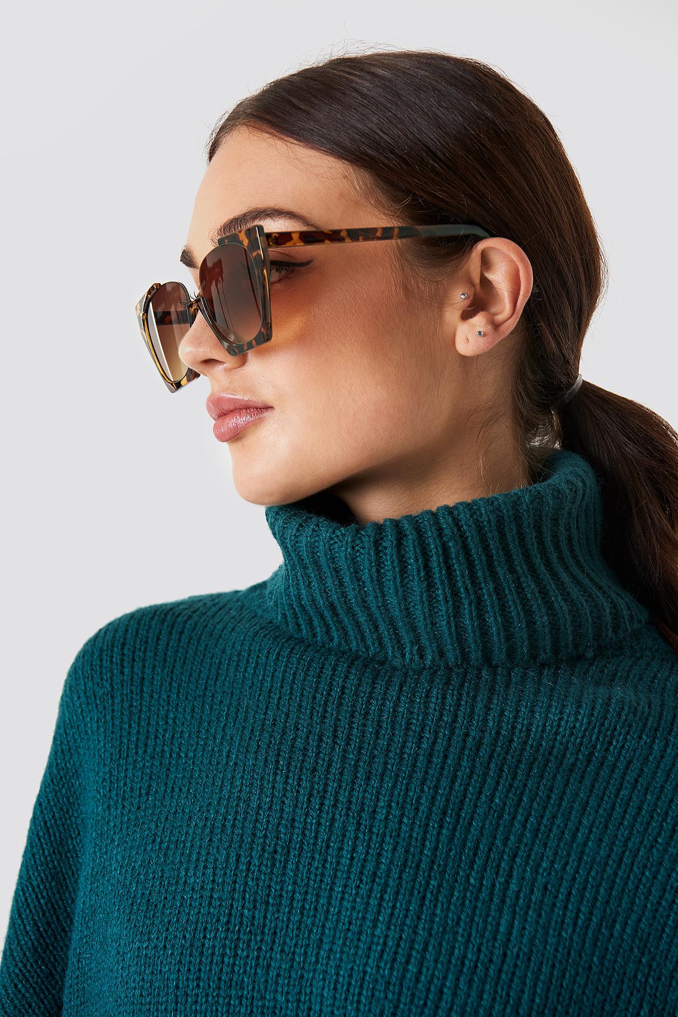 Open Frame Sunglasses NA-KDLOUNGE.DE