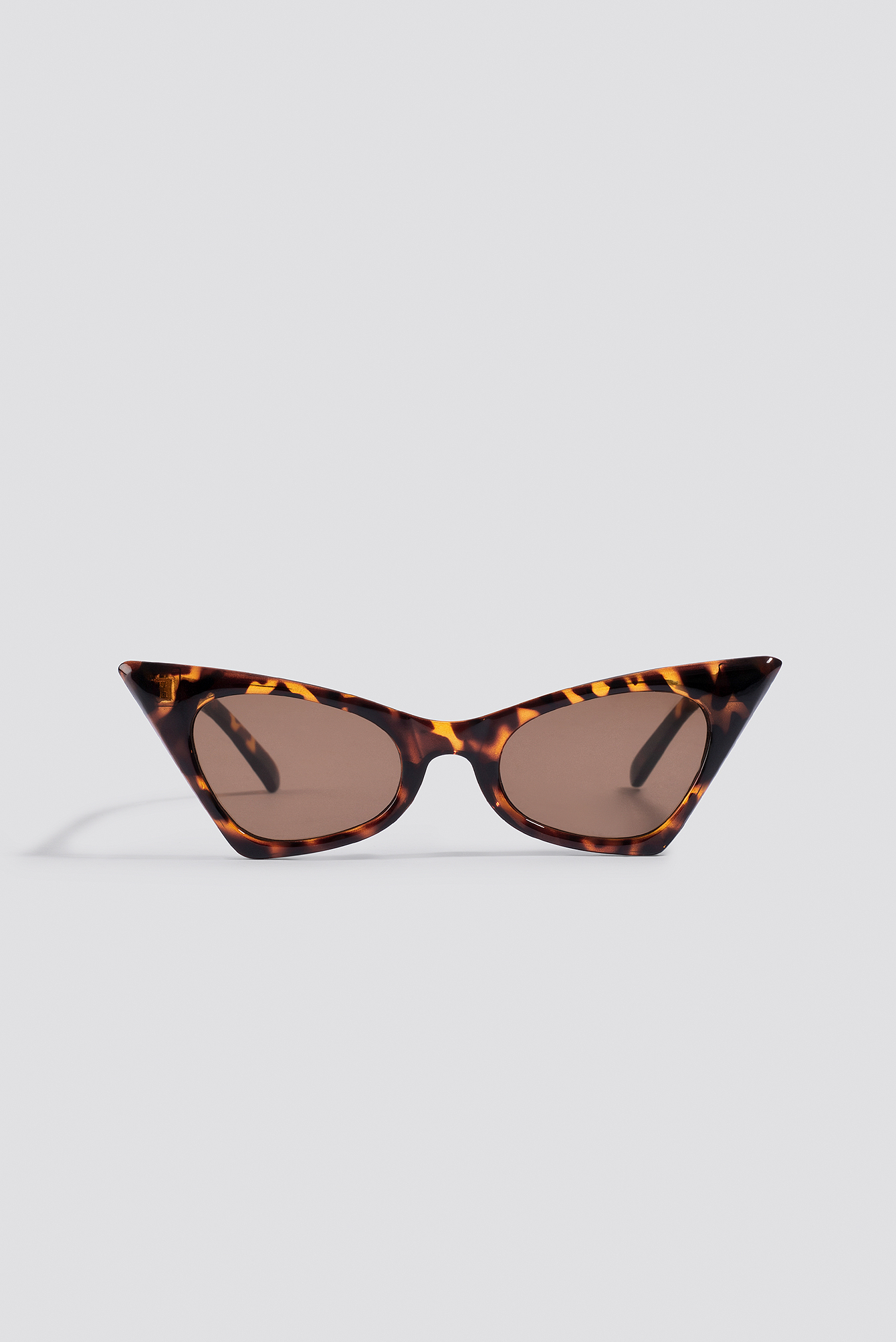 Sharp Top Cat Eye Sunglasses NA-KDLOUNGE.DE