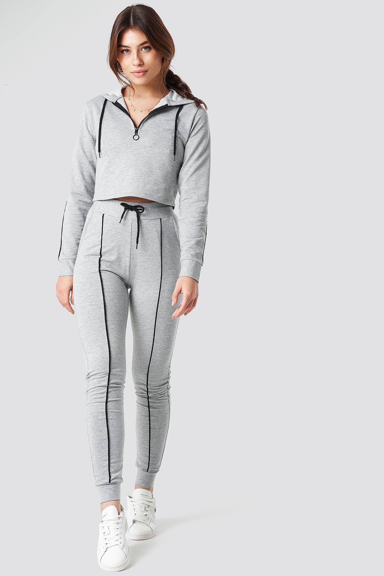 Soft Slim Track Pants NA-KDLOUNGE.DE
