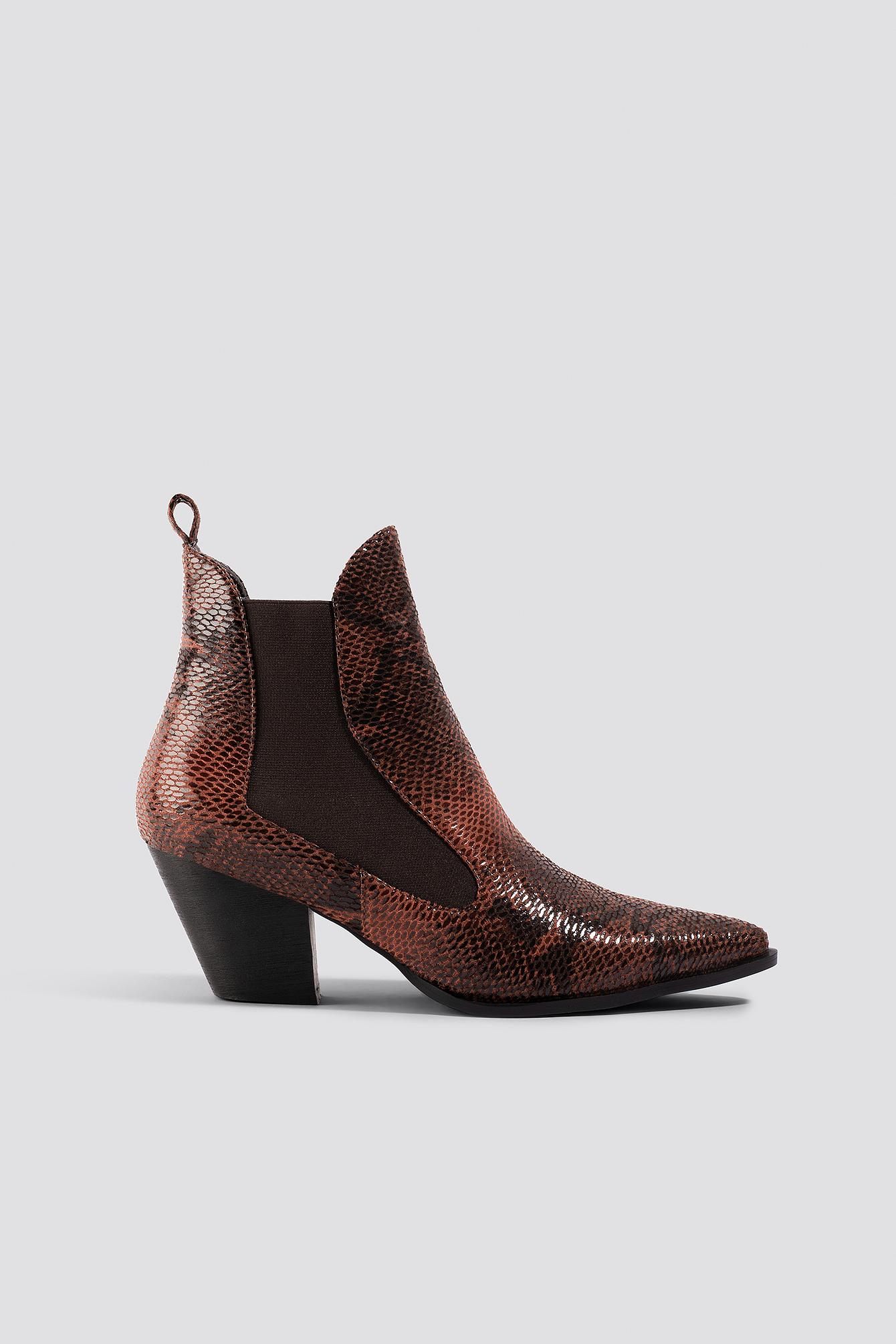 Flick Ankle Boot NA-KDLOUNGE.DE