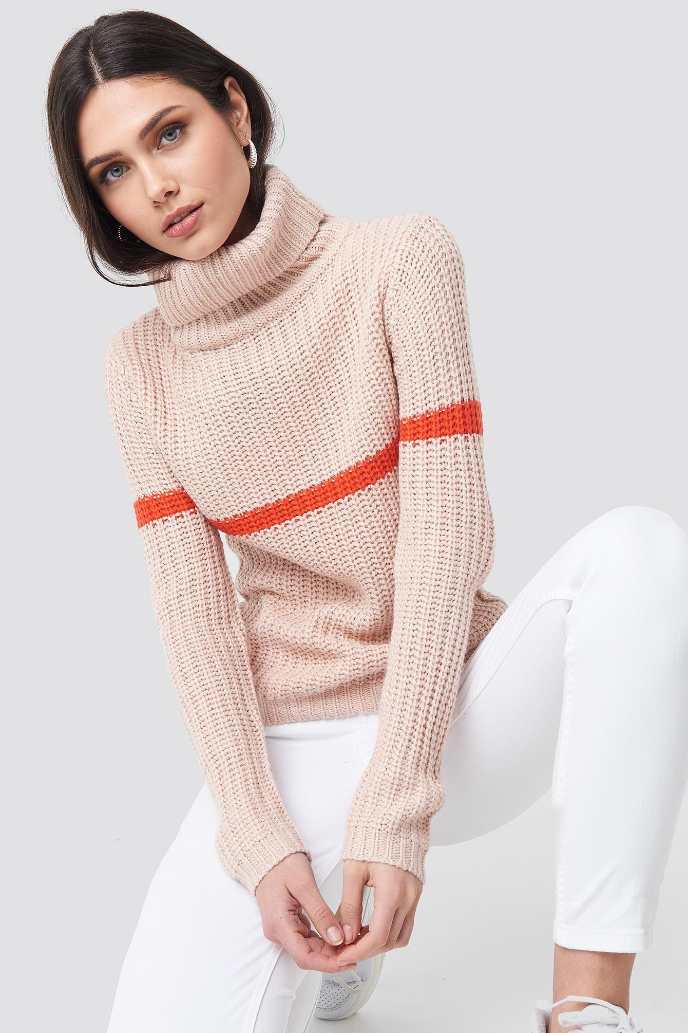Tinelle Stripe Knit NA-KDLOUNGE.DE