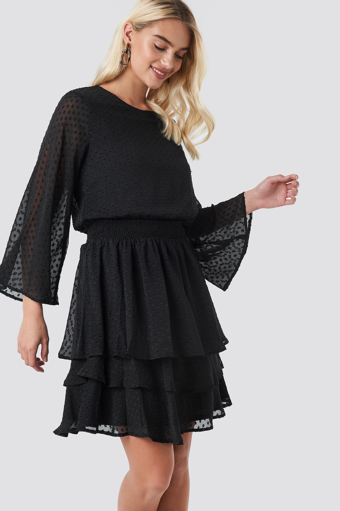 Nicoline LS2 Dress NA-KDLOUNGE.DE