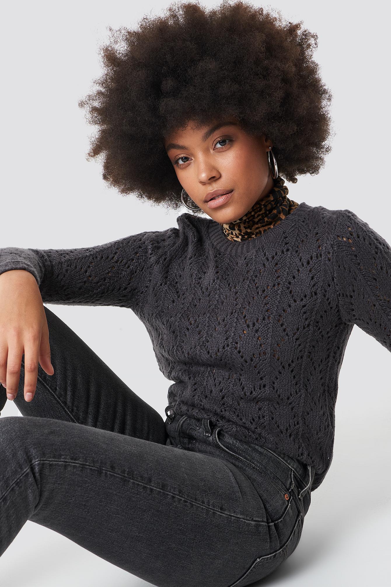 Pretty Knitter Sweater NA-KDLOUNGE.DE