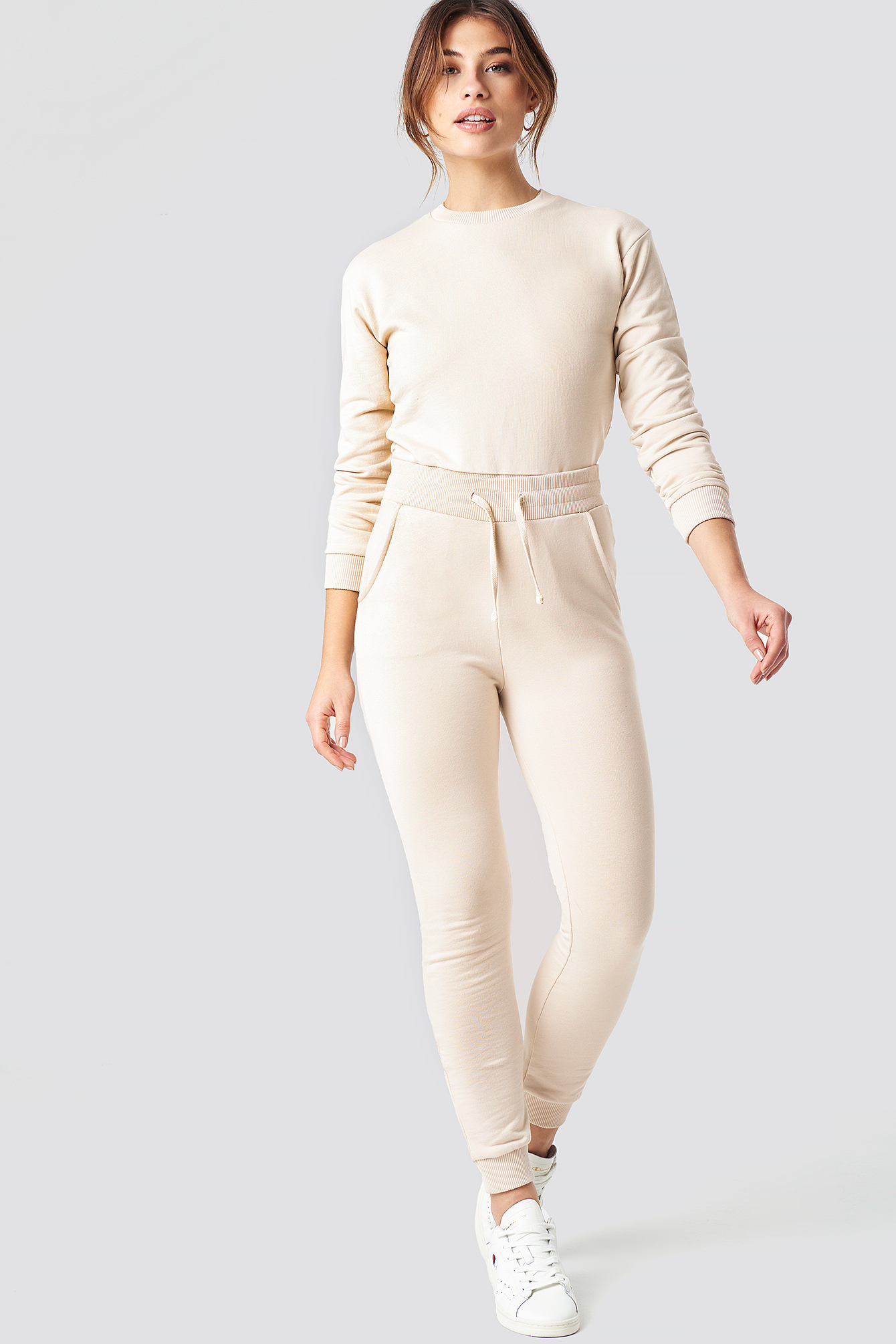 Slim Soft Sweatpants NA-KDLOUNGE.DE