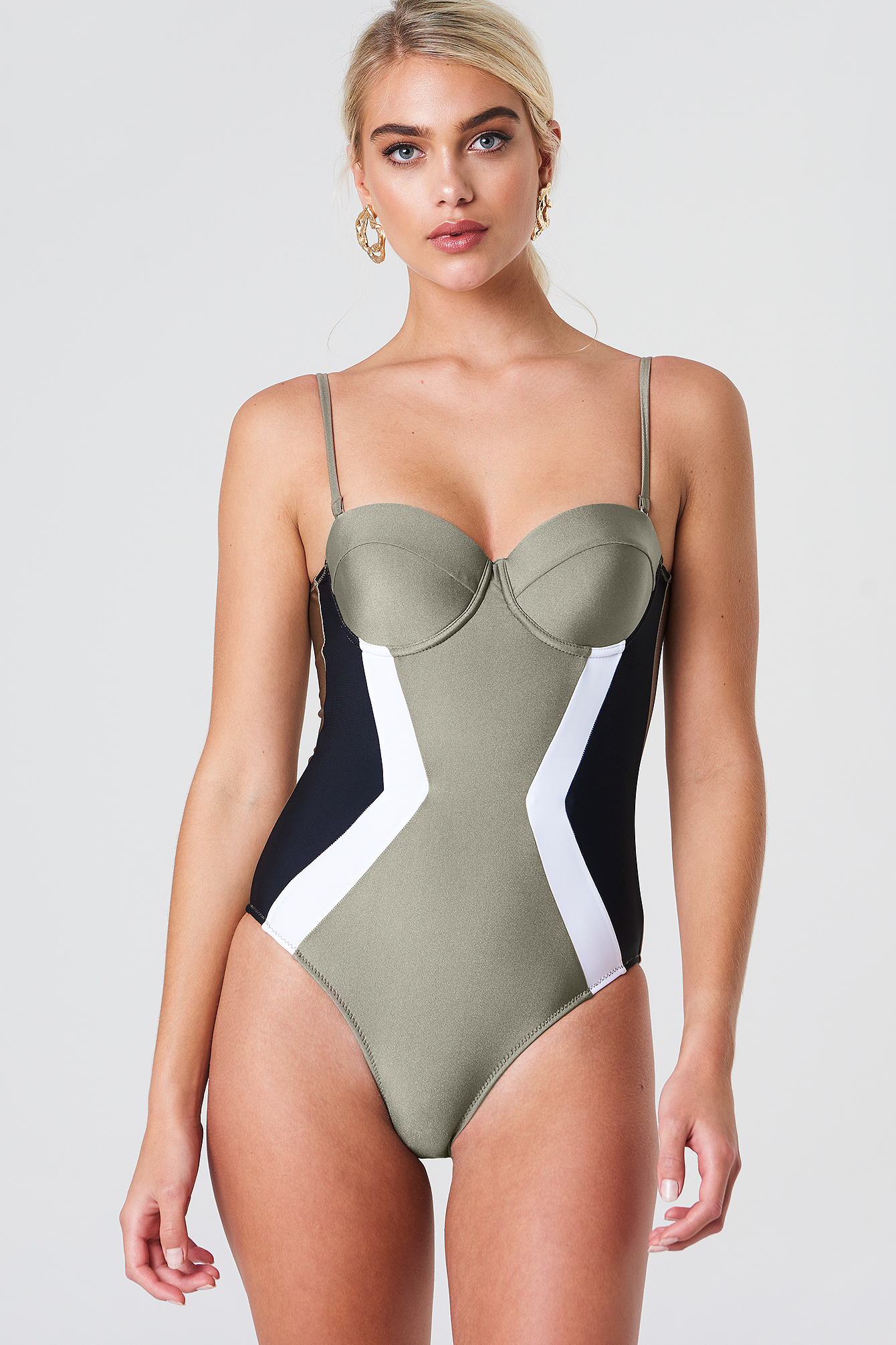 Cupped Swimsuit NA-KDLOUNGE.DE